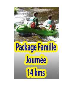 Package Famille 5-6 personnes