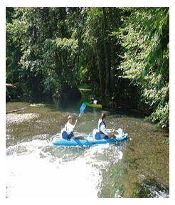 Location Canoe Demi aprés midi