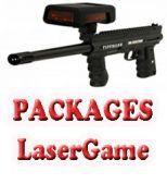 Laser game le matin