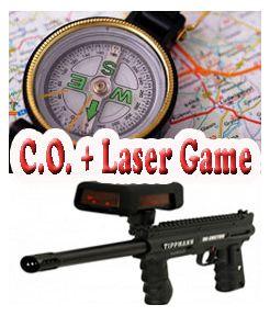 Laser Game + C.O.