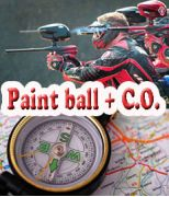 Paint ball + C.O.