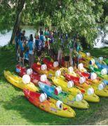 canoë kayak 21 kms pour 2 personnes